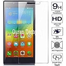Guran® Protector de Pantalla Vidrio Cristal Templado Para Lenovo P70-t Smartphone Film