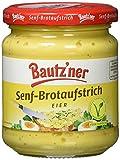 Produkt-Bild: BAUTZ'NER Senf Brotaufstrich Eier, 200 ml