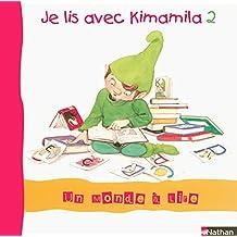 """Album """"Je lis avec Kimamila"""" CP"""