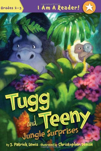 Tugg and Teeny: Jungle Surprises (I Am a Reader! (Hardcover))