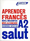 Aprender francês A2 : Nivel Iniciantes (1CD audio MP3)