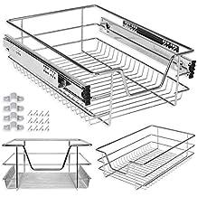 suchergebnis auf f r vollauszug schubladen mit prime bestellbar. Black Bedroom Furniture Sets. Home Design Ideas