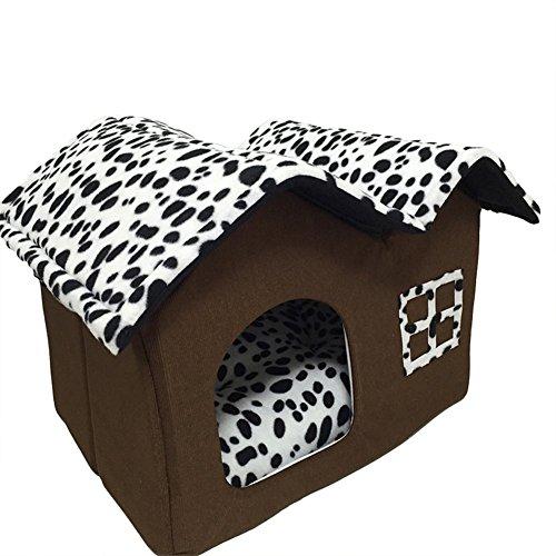MAGIC UNION Hundehütten Hundehöhle Tierbett Hundebett Hundesofa Korb Mit  Schlafplätze Kissen Für Pet Hund Katze Haustier