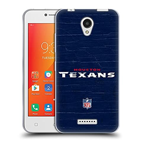 Officiel NFL Affligé Houston Texans Logo Étui Coque en Gel