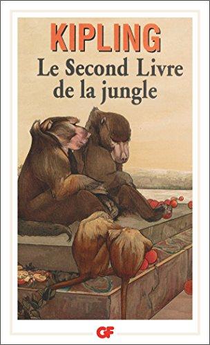 Le second livre de la jungle par  Rudyard Kipling