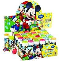 Mickey Mouse - Pompero, 11 cm, 1 unidad, culores surtidos