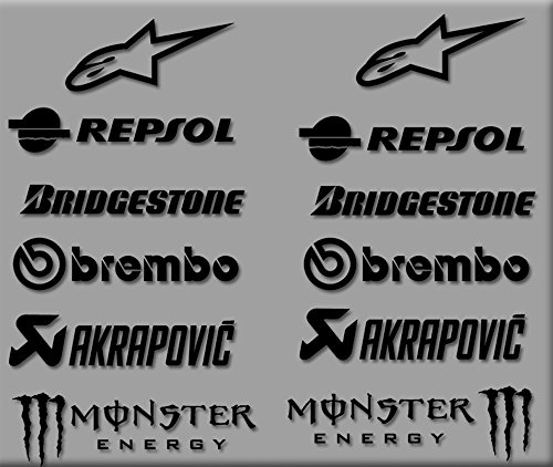 pegatinas-sponsors-moto-gp-r326-stickers-aufkleber-decals-autocollants-adesivi-bridgestone-motul-neg