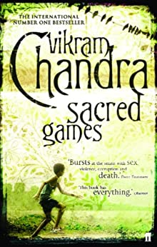 Sacred Games by [Chandra, Vikram]