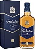 Ballantine's Blended Scotch Whisky Aged 12 years (1 x 0.7 l) in Geschenkverpackung