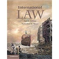 INTERNATIONAL LAW 8/ED