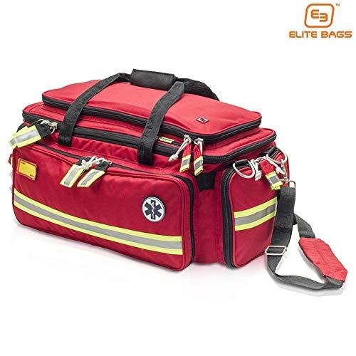 Notfall-Rucksack   erweiterte Erste Hilfe   Resistent   Leicht   Rot   Critical's   Elite Bags -