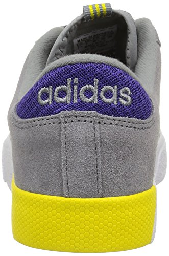 Adidas - Daily Ultra - , homme, multicolore (core black/solar yellow/solar blue2 s14), taille 47.3333333333333 Grey/Collegiate Purple/Yellow