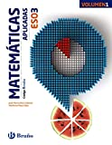 Código Bruño Matemáticas Aplicadas 3 ESO - 3 volúmenes - 9788469609675