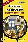 Aventure au musée par Guilbert
