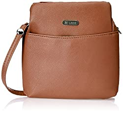 Lavie Womens Wallet (Brown) (SFDA156033B2)