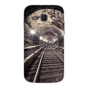 Tunnel Track Back Case Cover for Galaxy Ace 3