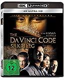 The Da Vinci Code - Sakrileg (Anniversary Edition 4K UHD BD-1) [Blu-ray] -