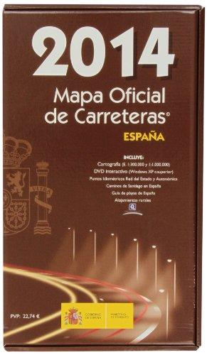 MAPA OFICIAL DE CARRETERAS 2014. Edición 49.