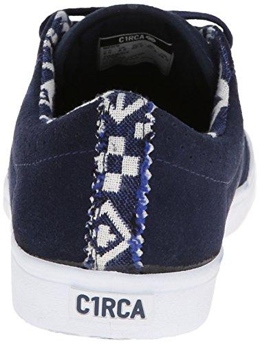 C1RCA  Transit, Baskets basses Unisexe adulte Bleu