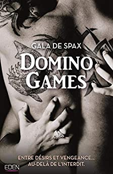 Domino Games (French Edition) by [de Spax, Gala]