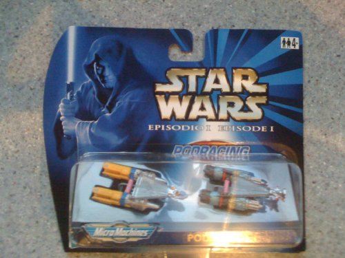 Star Wars Episode 1 Micro Machines Podracers Collection 1