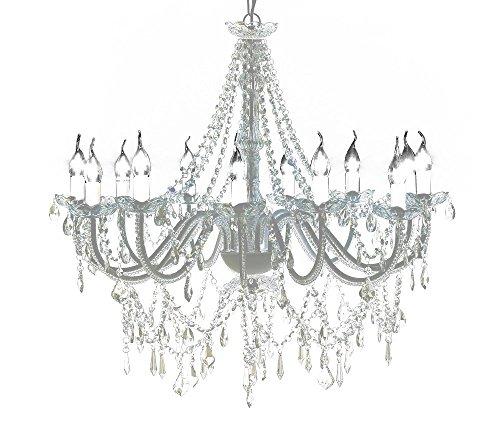 vidaxl-leuchte-kronleuchter-luster-deckenleuchte-hangeleuchte-lampe-glas-12-flammig