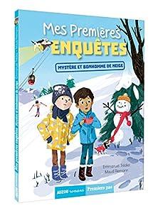 """Afficher """"Mes premières enquêtes n° 3 Mystère et bonhomme de neige"""""""