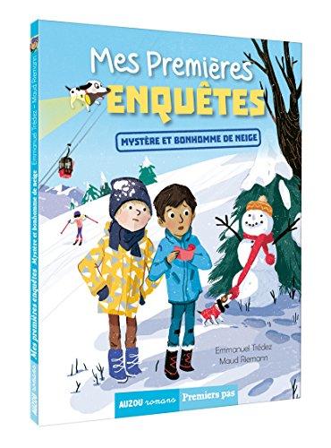 Mes premières enquêtes, Tome 3 - Mystère et bonhomme de neige