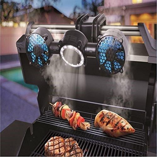 sharper-image-portable-adjustable-12led-bbq-grill-light-fan