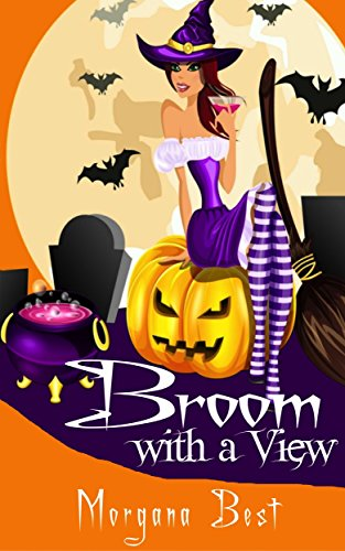 Broom with a View: Sea Witch Cozy Mysteries, Book (Broom Witch's)