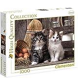 Unbekannt Puzzle High Quality Collection Lovely Kitten, 1000 Teile, 69x50 cm - High Quality 69x50cm 1000 Teile Katzen Baby Tier Puzzle Puzzel Spaß