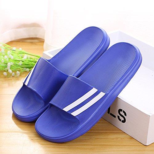 l'antiskid pantofole,37 il Cielo Blu 41 blue