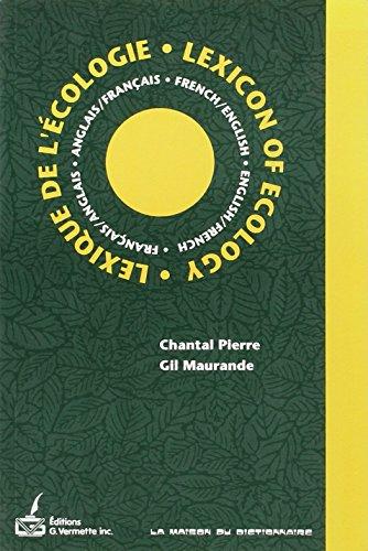 Lexique de l'écologie