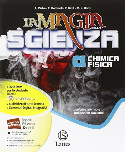 La magia della scienza. Vol. A-B-C-D. Con Mi preparo per interrogazione-Quaderno competenze. Per la Scuola media. Con DVD. Con e-book. Con espansione online