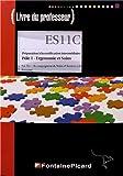 Image de Préparation à la certification intermédiaire Pôle 1 Ergonomie et Soins Bac Pro ASSP : Livre du professeur
