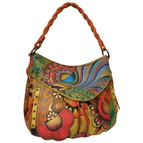 Anuschka-Womens-Top-Handle-Bag-multicoloured-MULTICOLOURED-0