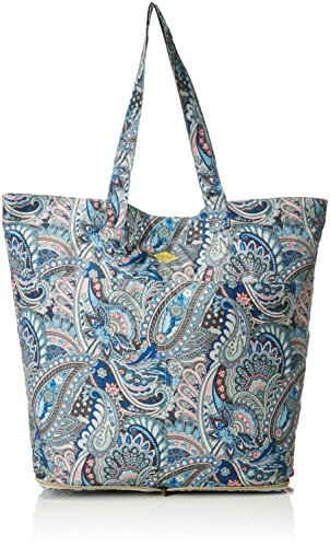 Oilily Damen Folding Shopper, 32x15x38 cm Blau (LEGEND BLUE 550)