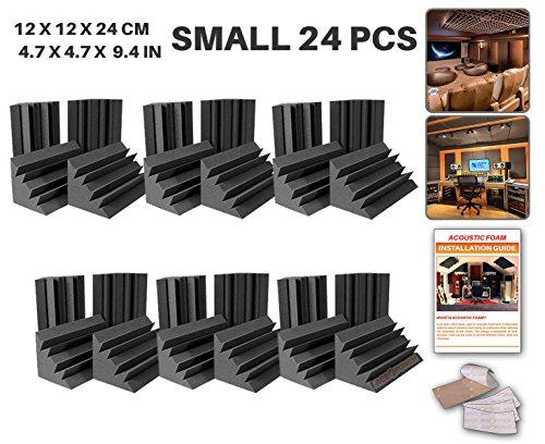 ace-punch-24-pezzi-trappola-bass-schiuma-acustica-pannello-isolamento-acustico-diffusore-acustici-pa