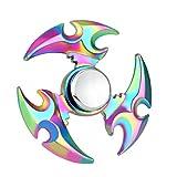 Oriental Disegno del Drago Fidget Hand Spinner, Luomike Giocattolo a dito EDC Focus Gyro immagine