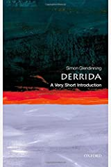 Derrida: A Very Short Introduction (Very Short Introductions) Paperback