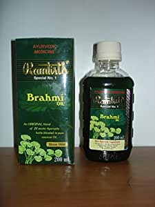 Ramtirth Brahmi Hair Oil 200ml