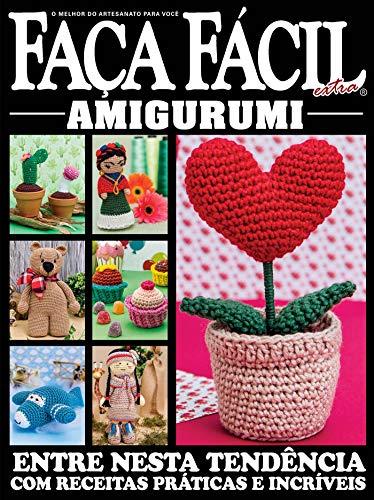 Faça Fácil Extra Ed 13 Amigurumi (Portuguese Edition) por On Line Editora