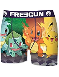 Boxer Freegun Homme POKEMON Power