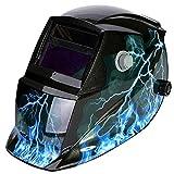 LESOLEIL Automatik Schweißhelme Solar ARC TIG MIG Welding Helmet