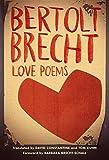 Love Poems by Bertolt Brecht