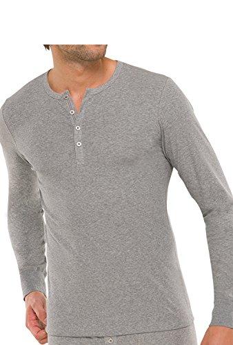 Schiesser Herren Unterhemd Shirt 1/1 Arm Weiß