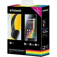 Polaroid Phantom Smartphone libre 3G + (pantalla: 5pulgadas–4GB–Dual SIM–Android)