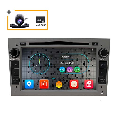 Freeauto 7 Pulgadas Car Audio estéreo Doble DIN Tablero