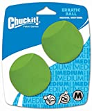 Chuckit! Erratic Ball Medium 2-er Pack