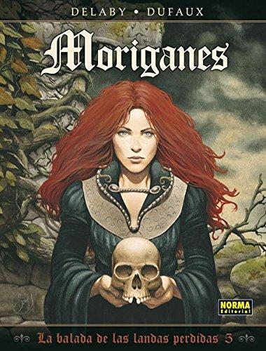 La balada de las landes perdidas 5, Moriganes Cover Image